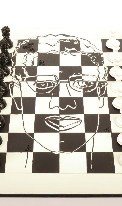 addicitons, art chess, luxury chess set, purling london, daniela raytchev