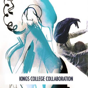 kings college artist neuroscience psychology collage