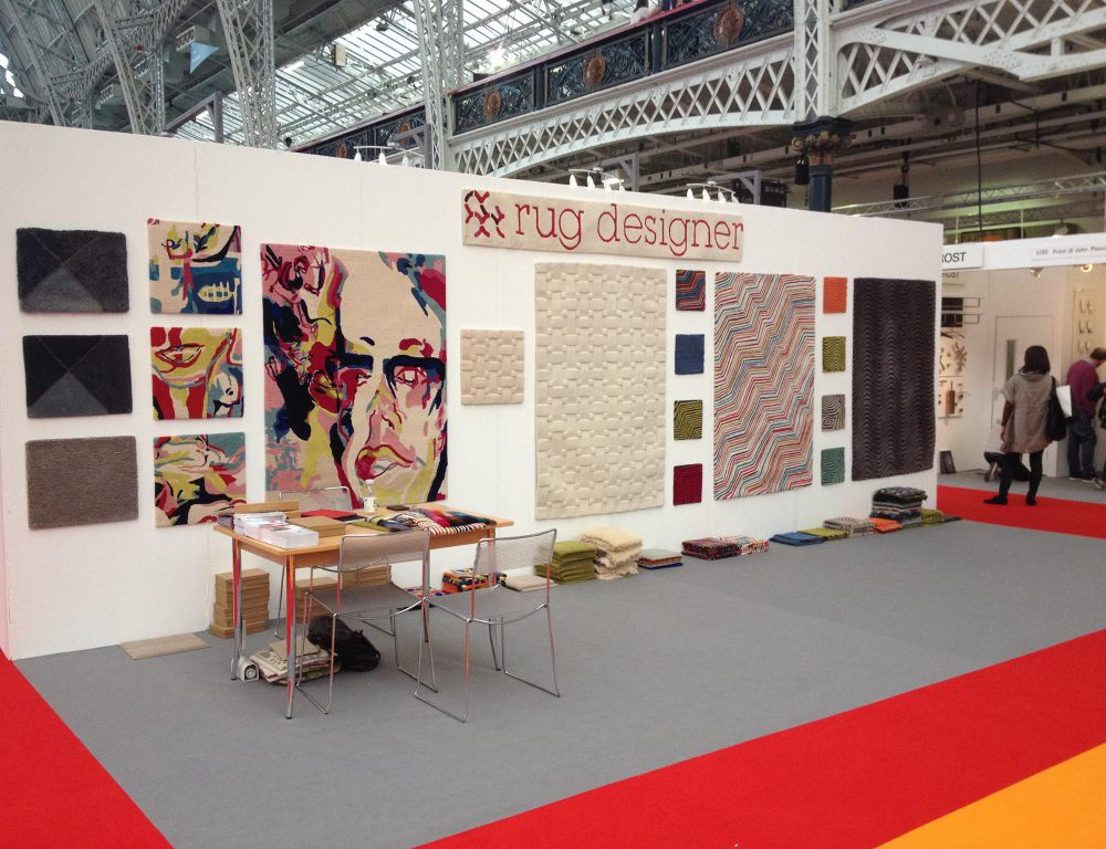 100% Design at London Olympia