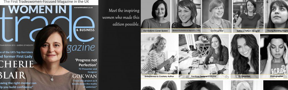 Women in Trade magazine interview